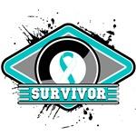 Cervical Cancer Survivor Shirts and Gifts