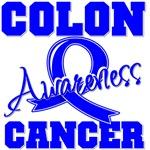 Colon Cancer Awareness Shirts
