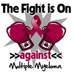 The Fight is On Multiple Myeloma Shirts