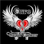 Cure Brain Cancer Shirts