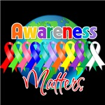 World Awareness Matters Shirts and Gifts