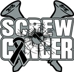 Screw Melanoma Cancer Shirts and Gifts