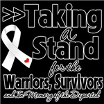 Taking a Stand Bone Cancer Shirts