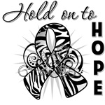 Hold On To Hope Carcinoid Cancer Shirts