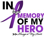 In Memory Hero Alzheimers Disease Shirts and Gifts