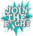 Join The Fight Cervical Cancer Shirts