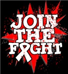 Join The Fight Mesothelioma Shirts and Gear