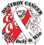 Destroy Oral Cancer Shirts and Gear