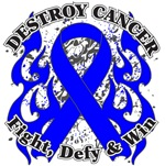 Destroy Colon Cancer Shirts and Gear