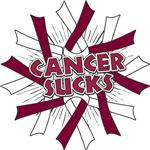 Head Neck Cancer Sucks Shirts and Gear