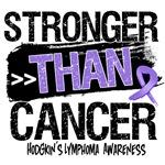 Hodgkin's Lymphoma  - Stronger than Cancer Shirts