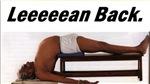 Leeeean Back