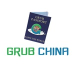 Grub China™ Bold Design