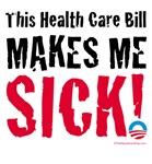 Health Care Bill Makes Me Sick
