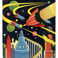 Sci-Fi/Fantasy for Kids Big & Small