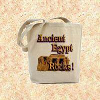 Egypt Rocks! Bags