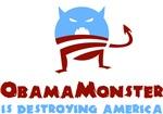 Obama Monster is Destroying America