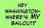 Hey Washington Bumper Stickers