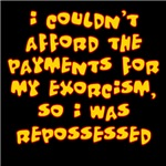 Repossessed Shirts