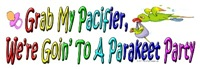 Grab My Pacifier