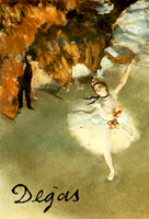 Degas' The Dancer