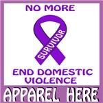 No more end domestic violence