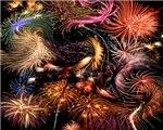 Garden of Phoenixes Cat Forsley Designs