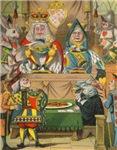 Alice - King & Queen in Court