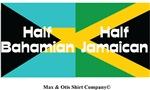 Half Bahamian-Half Jamaican
