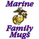 Marine Family Mugs