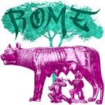 Remus & Romulus Rome T-Shirts
