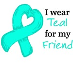 I wear TEAL...