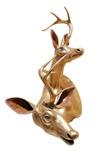 Trophy Head (Golden2Headed6Ocular4AuditoryUniHorns