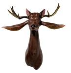 Trophy Head (Brown4Auditory6Ocular)