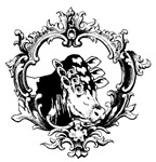 Cow Head Chimera Ornate
