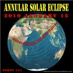 2010 Annular Solar Eclipse