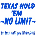 Funny Out of Chips Texas Hold Em No Limit Poker