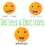 Smileys, Emoticons, Happy Faces