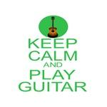 Keep Calm Play Guitar (Acoustic Carry On Parody)