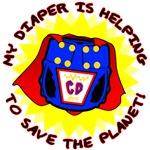 Super Diaper