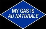 Au Naturale Gas