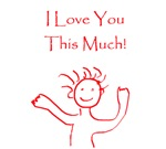 I Love You This Much / Valentine's Day