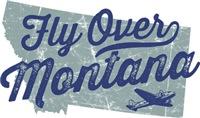 Fly Over Montana