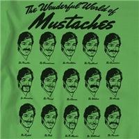 Wonderful World of Mustaches