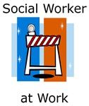 Social Worker at Work