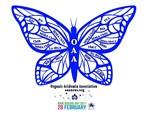 OAA Rare Disease Day 2019 Blue Butterfly