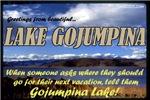 Gojumpina Lake