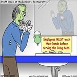 Zombie Restaurant Workers