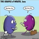 Grapes of Wrath Iowa