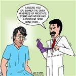 Dr. Banner Prostate Exam
